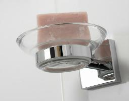 Soap Dish & Holder