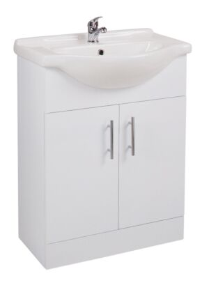 Kass 650mm Unit with Basin