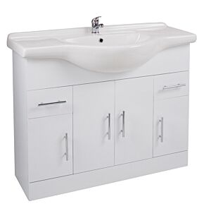 Kass 1050mm Unit with Basin