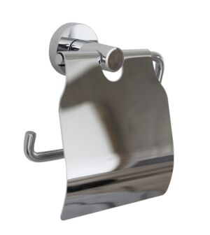 Bond Toilet Roll Holder 8707C With Lid (W135xH145mm)