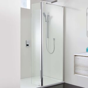 Techno 300x2000 8mm Hinged Panel with Easy Clean