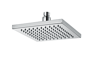 Standard Square ABS Material Shower Head 200mm