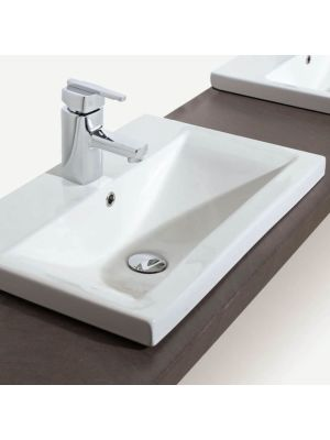 Enzo In Set Vanity Basin W51 x D39