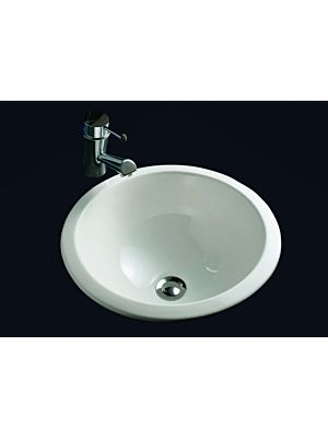 Thyme (Over Counter Inset) Basin - 400mm Dia.