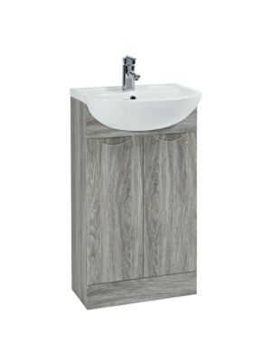 Trend Avola 50mm Base Unit & Ceramic Basin