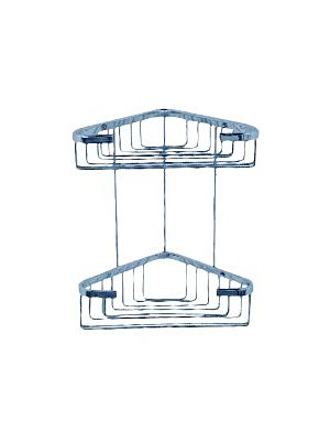 Iris Heavy Duty Double Corner Basket