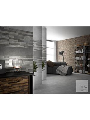 Casale Grey Wall 600x200