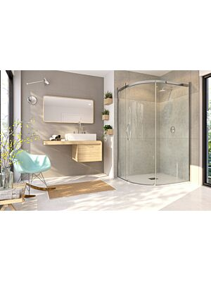 Oro Sliding Offset Quadrant Door
