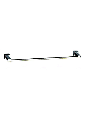 Roma Single Towel Rail