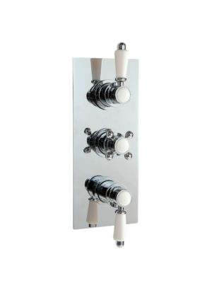 Triple Valve - Triple Func. Concealed Thermo Shower Valves HP TR