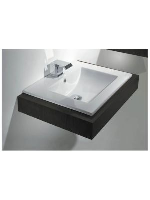Enzo In Set Vanity Basin W61 x D46