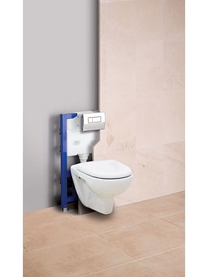 Wall Mounted Fixing Frame & Concealed Cistern