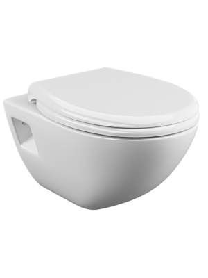 Newton Wall Hung Pan