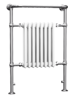 Traditional Enamel Radiator (965 x 673mm)