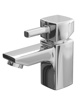Mini Nero Mono Basin Mixer