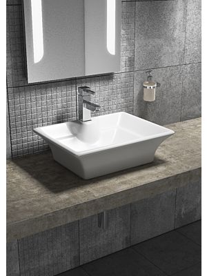 Counter Top Basin w/ 1 Tap Hole