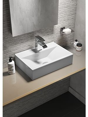 Rectangular Wall Hung / Counter Top Basin
