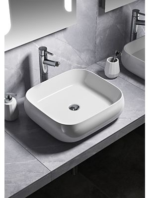 Counter Top Basin w/ No Tap Hole