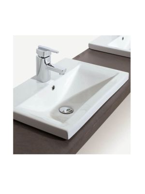 Enzo In Set Vanity Basin W61 x D39