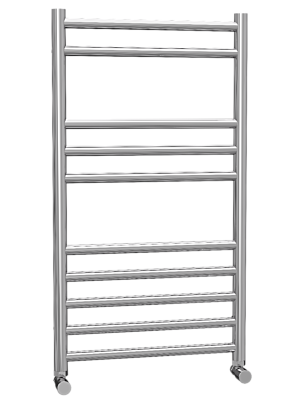 Luxe Radiator in Stainless Steel (800 x 450mm)