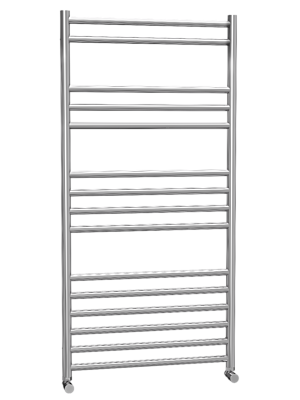 Luxe Radiator in Stainless Steel (1200 x 600mm)