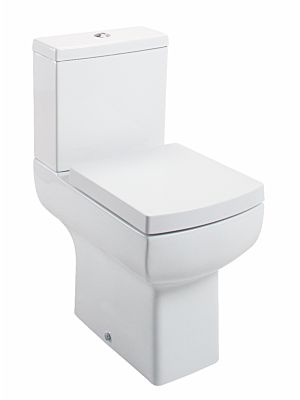 Daisy Lou Comfort Height Close Coupled Pan & Cistern
