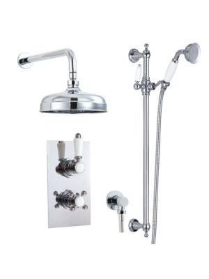 Doccia Traditional 26 Dual Function Thermo Shower Valve MP