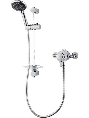 Triton Eden Thermostatic Exposed / Concealed Mixer Valve