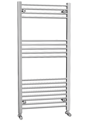 York Flat Towel Radiator (600 x 1200mm)