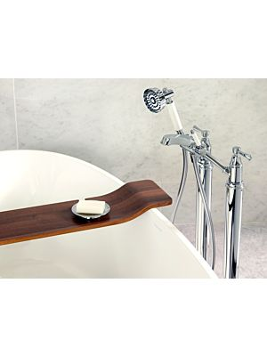 V+A Florin 26 Freestanding Bath Shower Mixer