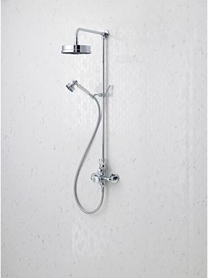 V+A Florin 20 Thermo Exposed Shower