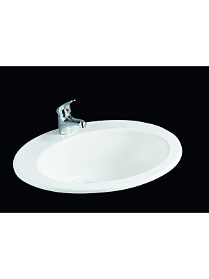 Vanilla (Over Counter Inset) Basin - 530mm Dia.