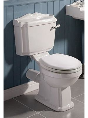 Legend Toilet (With Ceramic Lever & Fittings)