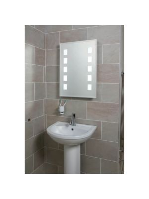Calisto LED Mirror W50