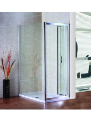 Lily Ocean 760mm Bifold Shower Door