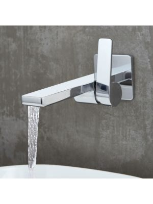 Pia Wall Basin Mono Mixer