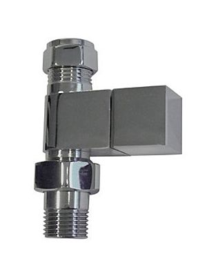 Square Towel Warmer Valves