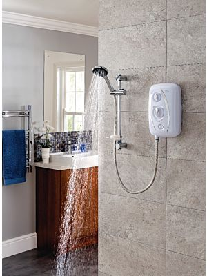 Triton T80Z Electric Shower Thermo (No.1 For Family)