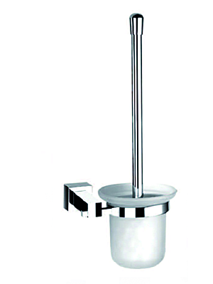 Agapanthus Toilet Brush and Holder