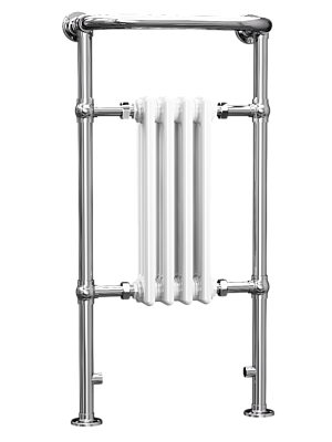 Traditional Enamel Radiator (965 x 495mm)
